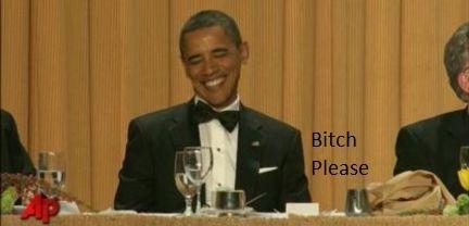 Obama Bitch. . Obama Bitch