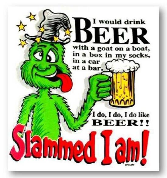 ODE TO BEER. . Beer