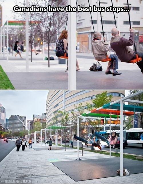 Oh Canada. .. >Canada >Bus Stops Oh Canada >Canada >Bus Stops