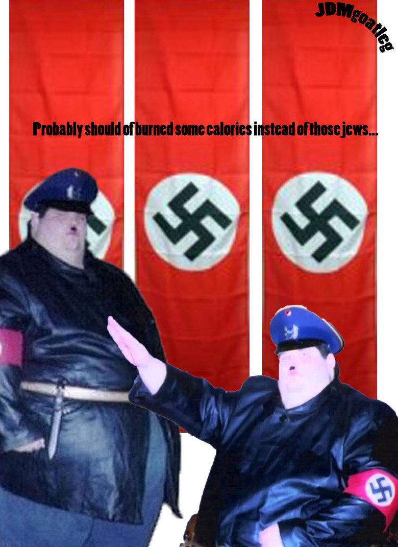 Oh Jew. #naziswag. cringe original