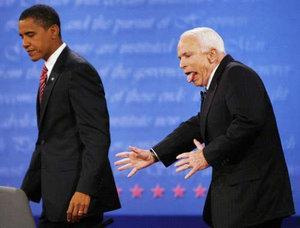 Oh McCain!. . Bang Penis WTF
