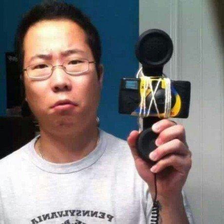 Oldschool selfie. . Oldschool selfie