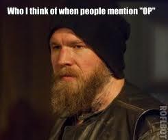 "Only SOA fans will get ;). ""Op is a faggot"". Cars crashes"