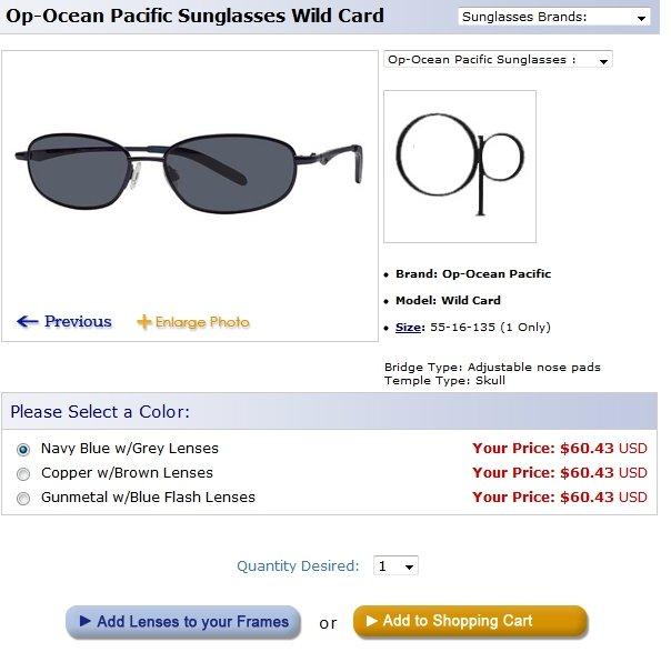 OP delivers. Op does deliver. Pacific Sunglasses Mad Card Sunglasses Brands: w Pacific Sunglasses ' _ Bram}: macine: Handel: Bridge Type', Adjustable nae pads T op delivers OP delivers