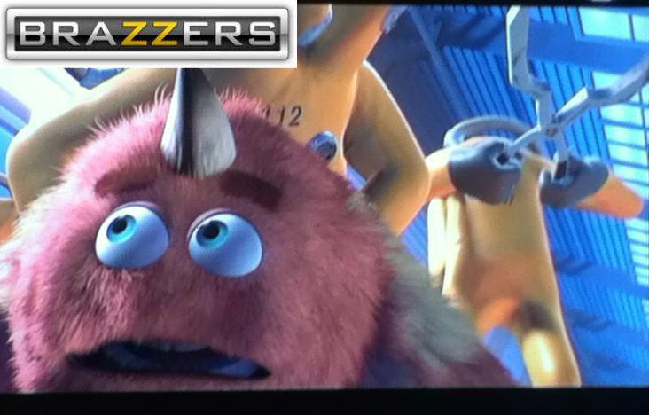 Original content. OC.. monsters inc brazzers