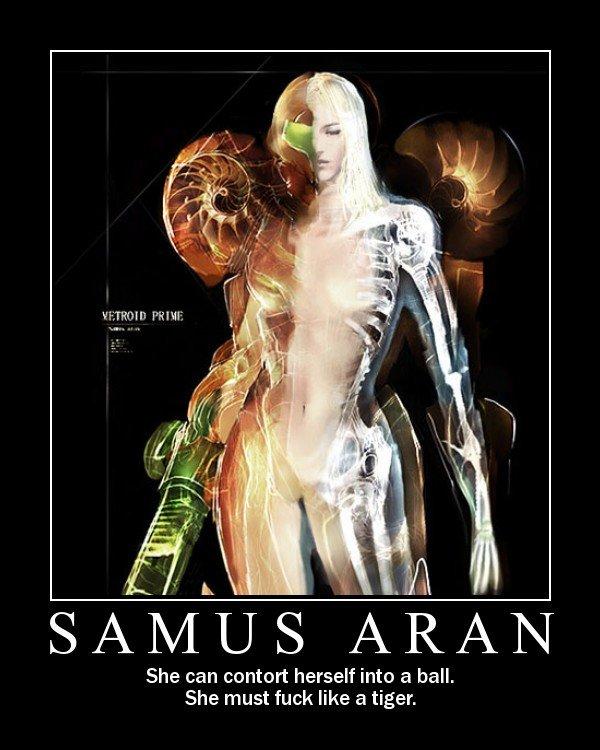 Samas Aran. hi. She can contort herself into a ball. She must fuck like a tiger. SAM samas aran metro