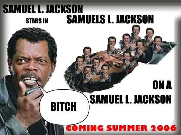 Samuel L. Jackson. In Samuel L. Jackson. jall l. lall} I( samuel jackson
