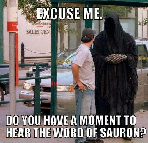 Sauron's witness. 100% not OC. Sauron's witness 100% not OC