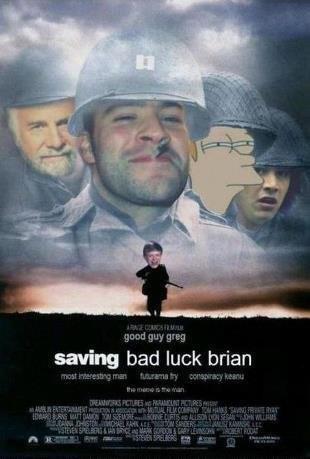 Saving Bad Luck Brian. . saving bad luck brian. reeeeeeeeepooooooooooooooooost Saving Bad Luck Brian saving bad luck brian reeeeeeeeepooooooooooooooooost