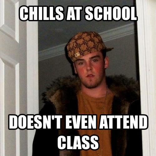 school scum. . school scum