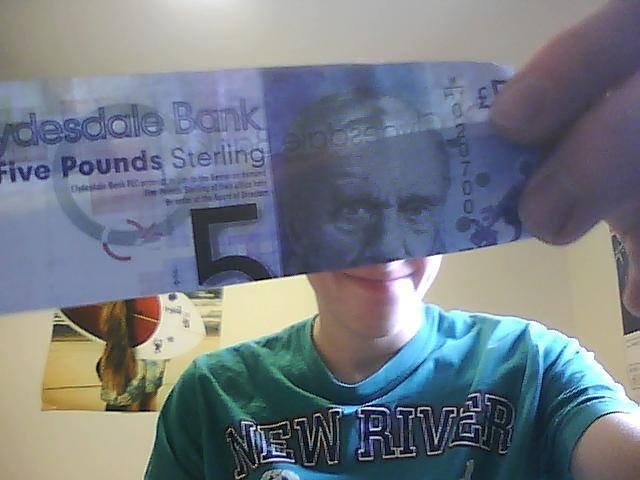 scottish money is funny. . scottish money is funny