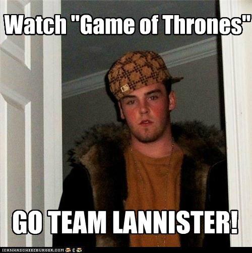 Scumbag Lannister. . GAMEofthrones sumbagsteve