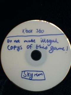 Seems Legit. Credits go to NoscopeHeaven, ( A good friend of mine).. I don't get it skyrim seems legit x bo