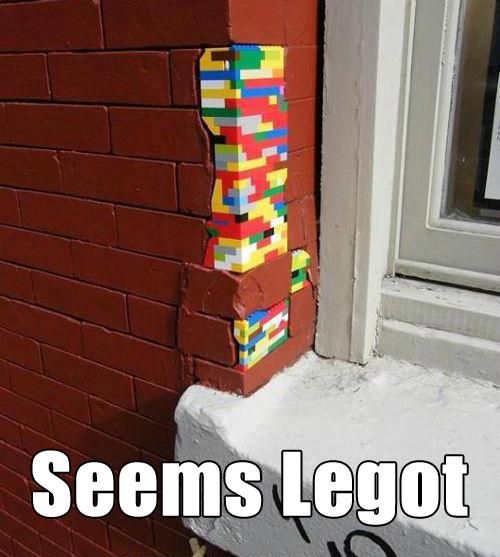 Seems legot. . legos