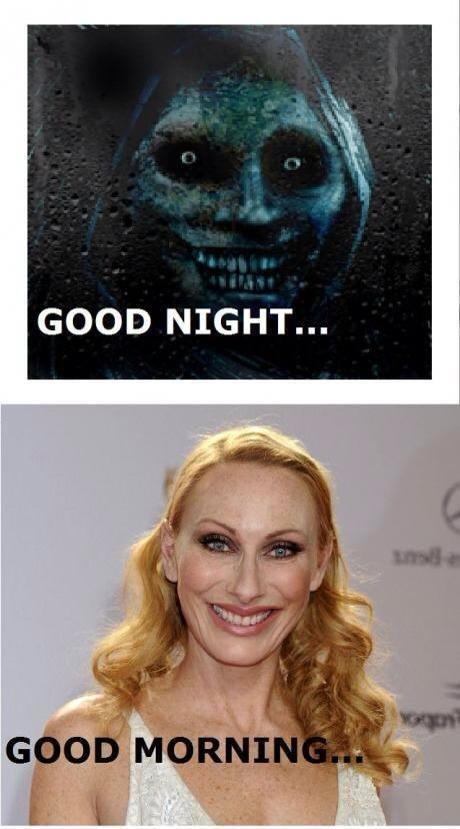 Shit. Hi. . GOOD NIGHT.... Goodbye. Shit Hi GOOD NIGHT Goodbye