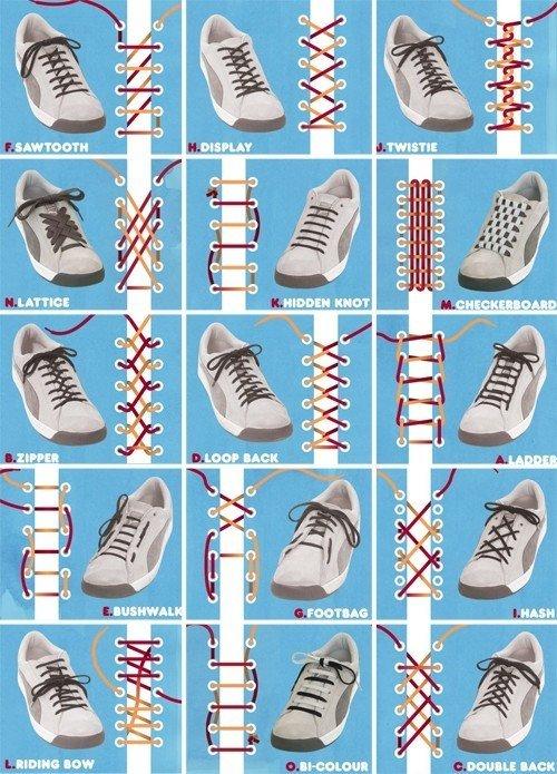Shoe Lace Tricks. INB4 ''VELCRO FTW'' or ''JUST WEAR FLIP-FLOPS''. announce. Crocs is best shoe Shoe Lace Tricks INB4 ''VELCRO FTW'' or ''JUST WEAR FLIP-FLOPS'' announce Crocs is best shoe