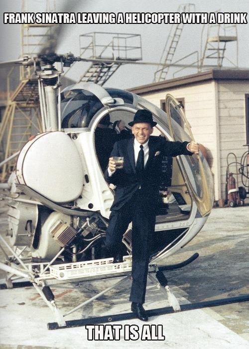 Sinatra. . Sinatra