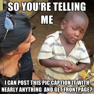 skeptical 3rd world child. . llr) A j ME skeptical 3rd world child llr) A j ME
