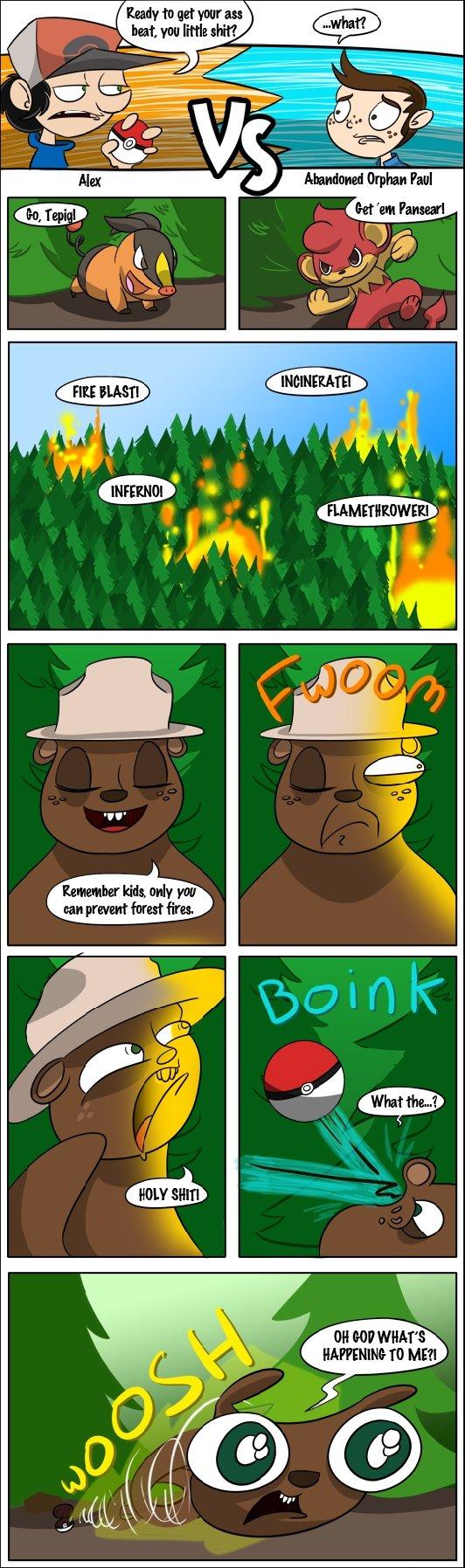 Smokey the Pokemon. thumb, subscribe, catch them all not mine found while stumbling. Pokemon smokey fire pokeball