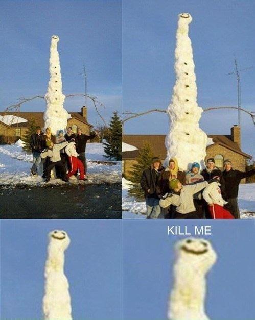 Snowman. . Snowman