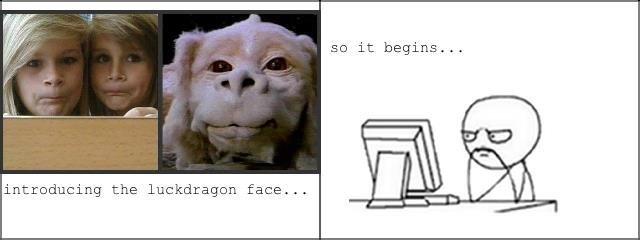 So It Begins. . so it begins... introducing the packdragon face... So It Begins so it begins introducing the packdragon face