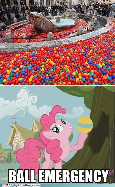 So many balls.. Op's happy.. So many balls Op's happy