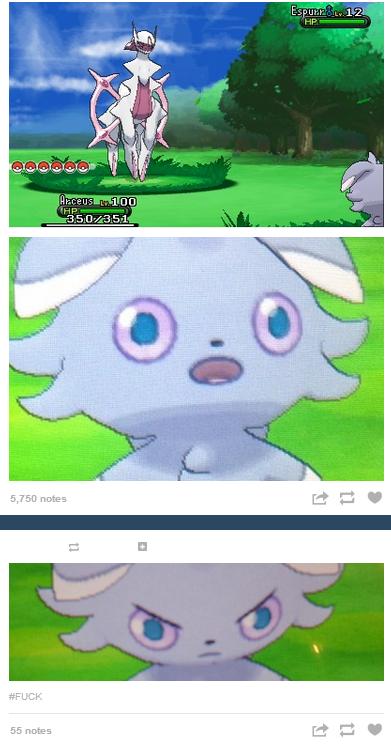so that happened.. . espurr Pokemon tumblr