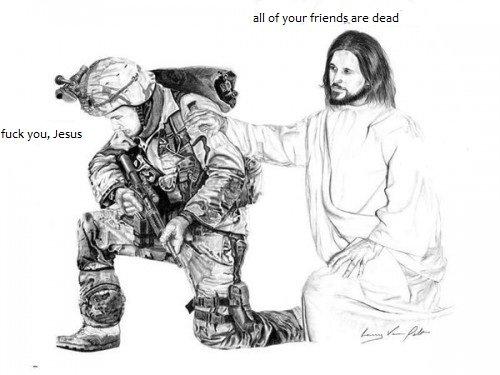 Soldier Jesus. . Soldier Jesus