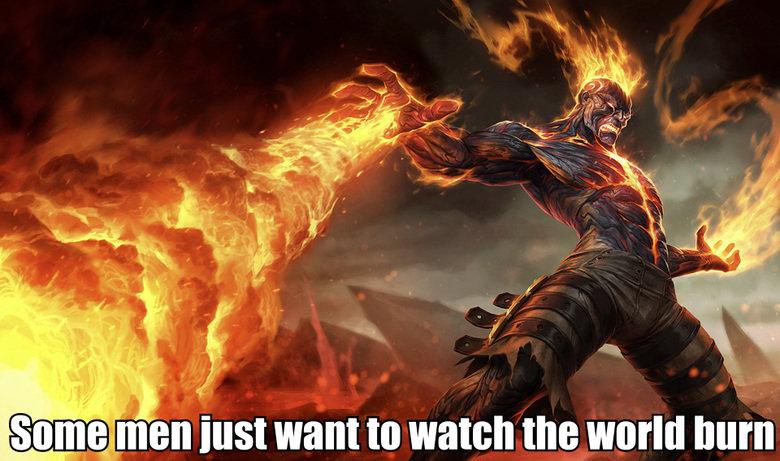 Some men. . Ell ms! Inatt tta watch thtt Mm. some say the world ends in fire Some men Ell ms! Inatt tta watch thtt Mm some say the world ends in fire