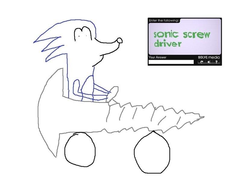 Sonic Screwdriver. . inglip