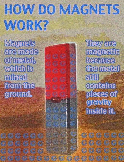 sounds legit.... . HOW JD) MAGNETS sounds legit HOW JD) MAGNETS