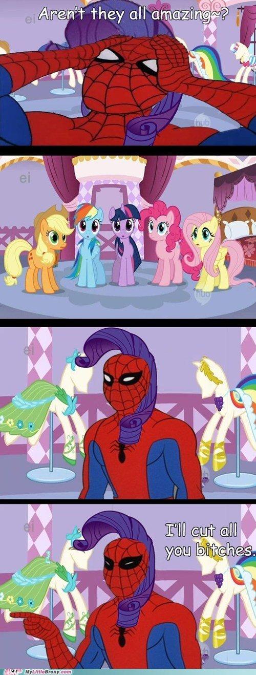 Spiderman gets what spiderman wants. . Spiderman gets what spiderman wants