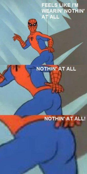 Spiderman Flanders. . NOTHEN,' AT ALL tir, NOTHEN' AT ALL!. Spiderman thread GO!! Spiderman Flanders NOTHEN ' AT ALL tir NOTHEN' ALL! thread GO!!