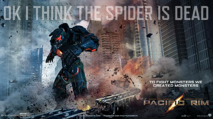 spiders. . I ' ID Us new 5. El FIGHT WE. movie wasn't too bad spiders I ' ID Us new 5 El FIGHT WE movie wasn't too bad