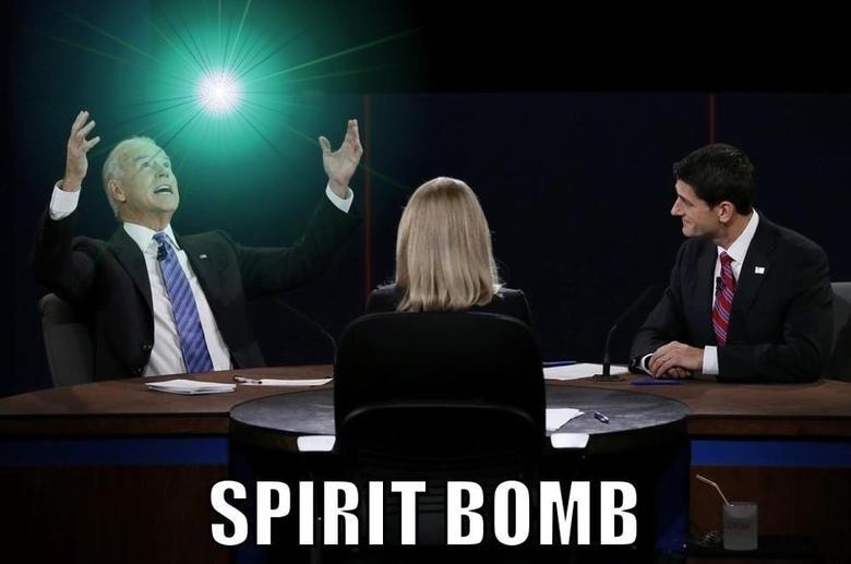 SPIRIT BOMB. . s/ ifwr Boris SPIRIT BOMB s/ ifwr Boris