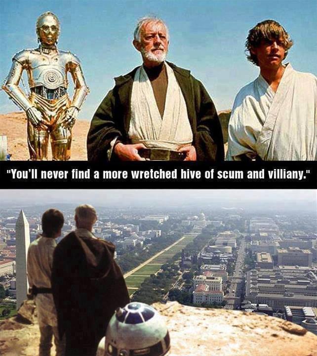 Star wars IV: No Hope. Source: Imgur. Star wars IV: No Hope Source: Imgur