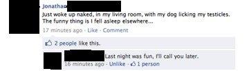 Status. . In I fall asleep .Cheshire,.. ost mum Fun. HI till ttl Ivar. facebook status  facebook status Dog testicles Balls