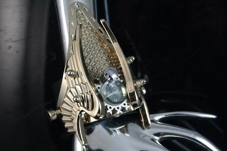 Steampunk watch. .. The original steam-punk watch... Steampunk watch The original steam-punk