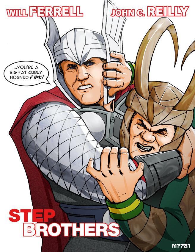 Stepbrothers. . llil Stepbrothers llil