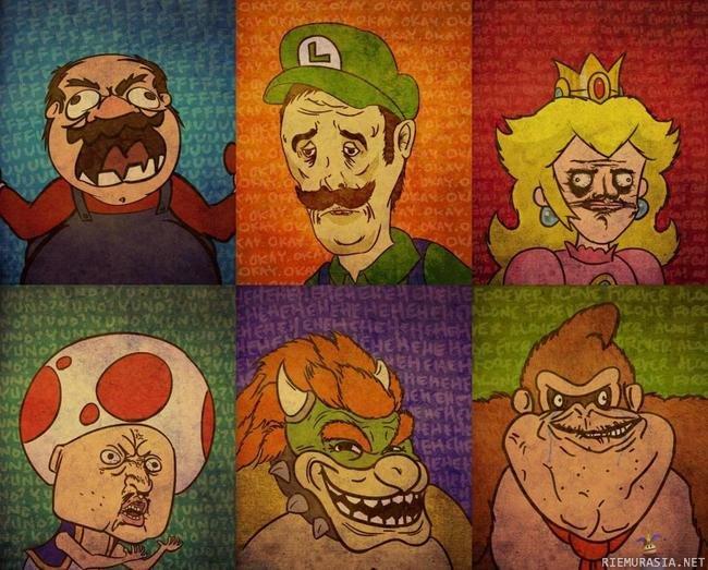 Super Mario Memes. i dont own this. Super Mario Memes i dont own this