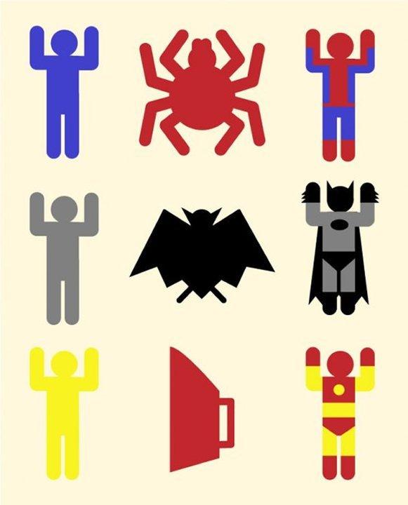 Superhero Combinations. .. I saw the exact same joke 1 picture ago Superhero Combinations I saw the exact same joke 1 picture ago