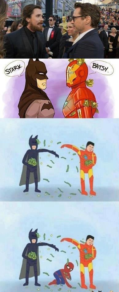 superheroes. retoast. superheroes retoast