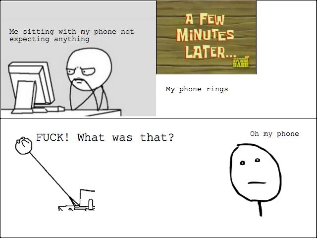 Surprise. . Phone