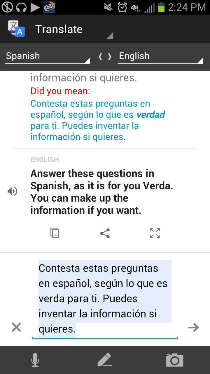 Suspicious Google translate. I was using Google translate, and i saw this. What do. Suspicious Google translate I was using and i saw this What do