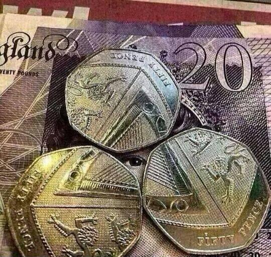 Wake up Britain!. Gonna need bout 21 fiddy. Wake up Britain! Gonna need bout 21 fiddy