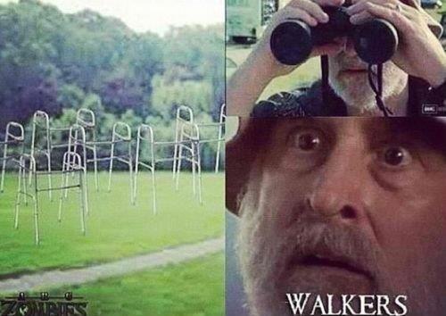 Walkers. . Walkers
