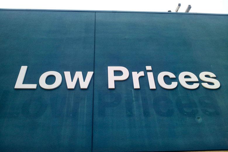 Walmart has raised their Low Prices!!!. . Walmart has raised their Low Prices!!!