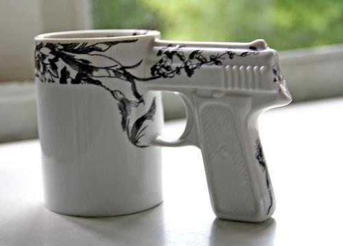 Want. . cup gun