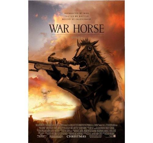 WAR HORSE. . WAR HORSE