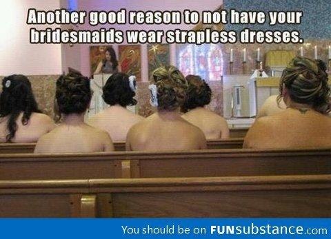 "Weddings. . You should be on """
